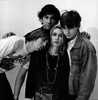 Listening:  Sonic Youth