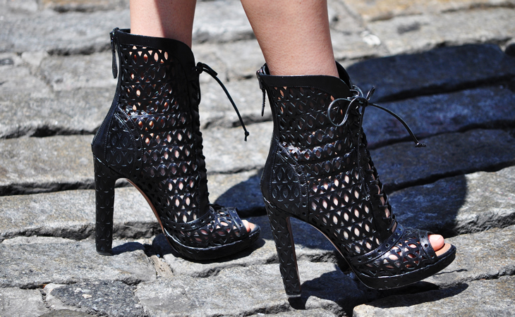 Alaia Boots Today I want these shoes