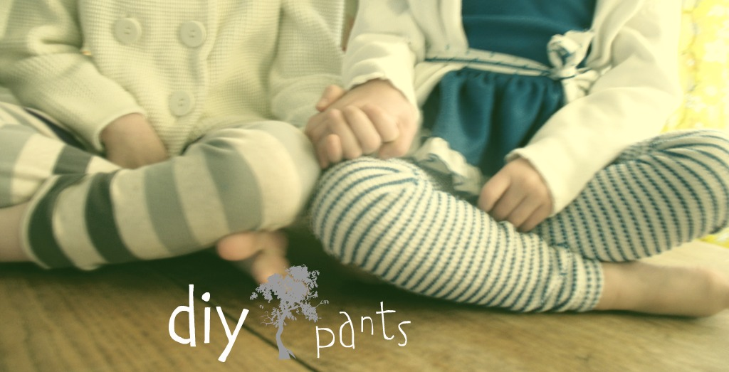 DIY:  Itty bitty pants