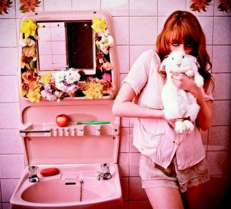 Listening:  Florence + The Machine
