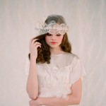 etsy handmade vintage lace hat headband wedding - myrakim
