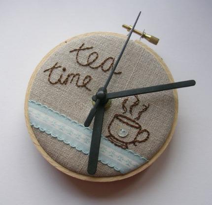 Etsy Picks:  Telling Time