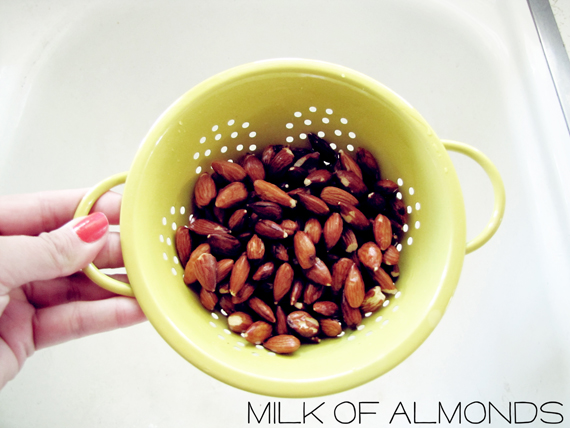 DIY: Almond Milk