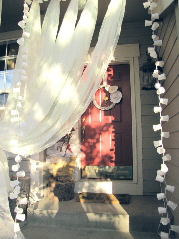 Bride's Party:  Decorations