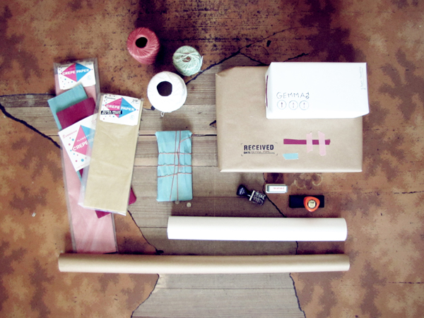 DIY: Make your own washi tape