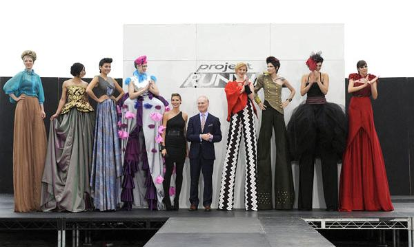 Project Runway Season 9 and more…