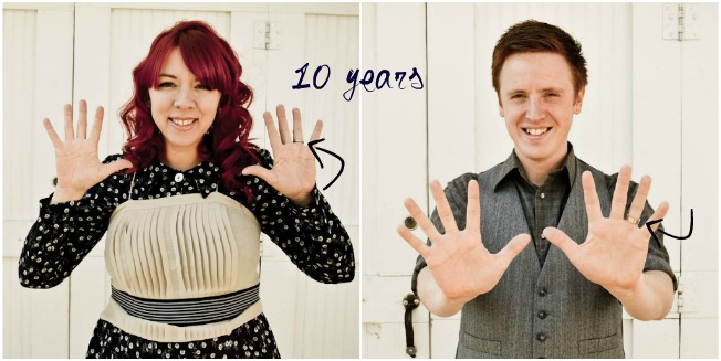 10 + years {and the story of our exciting trip!}