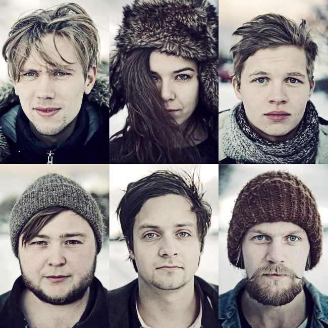 Listening:  Of Monsters and Men