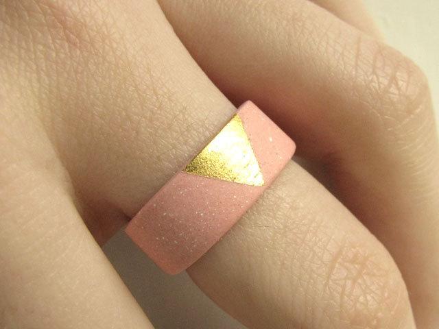 Etsy Picks:  Metallic + Pink