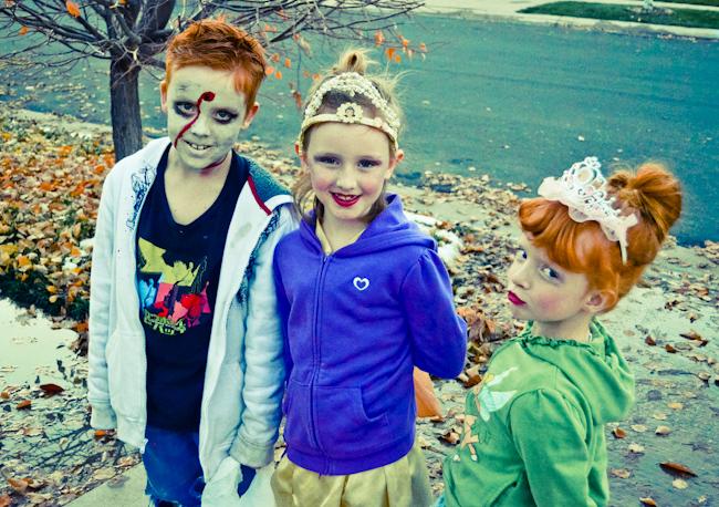 Pre-Halloween Fun
