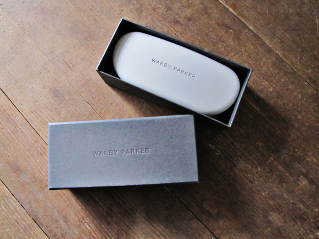 Warby Parker ♥
