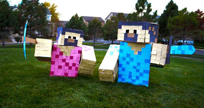 MayDae | Minecraft & Brave Halloween Costumes