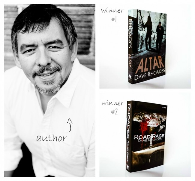 Book Giveaway:  Altar and Road Rage