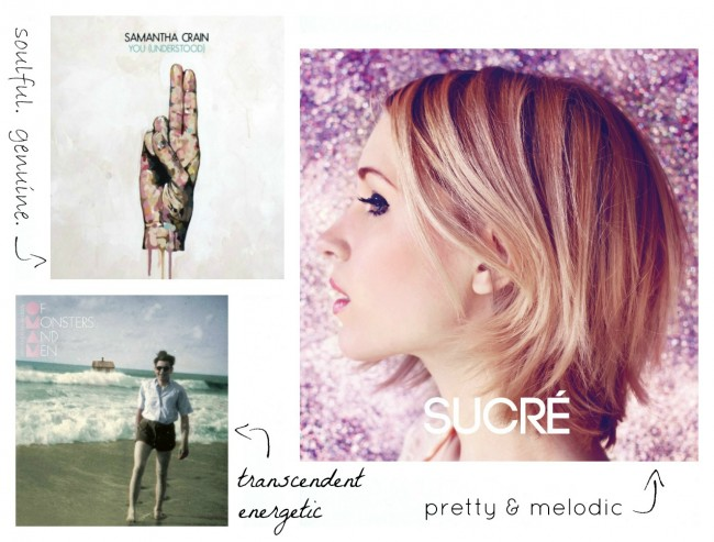 Listening:  Favorite Albums of 2012