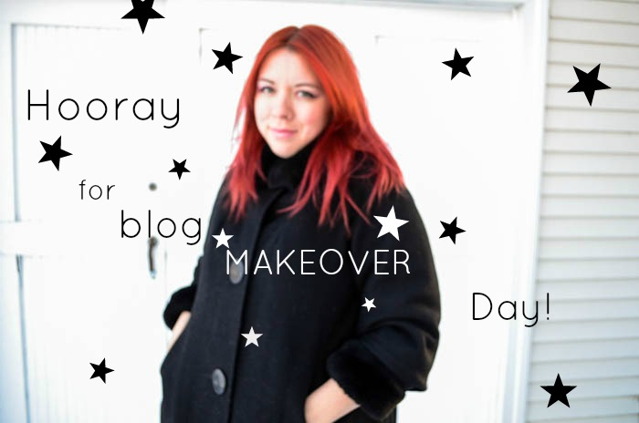 MayDae blog makeover