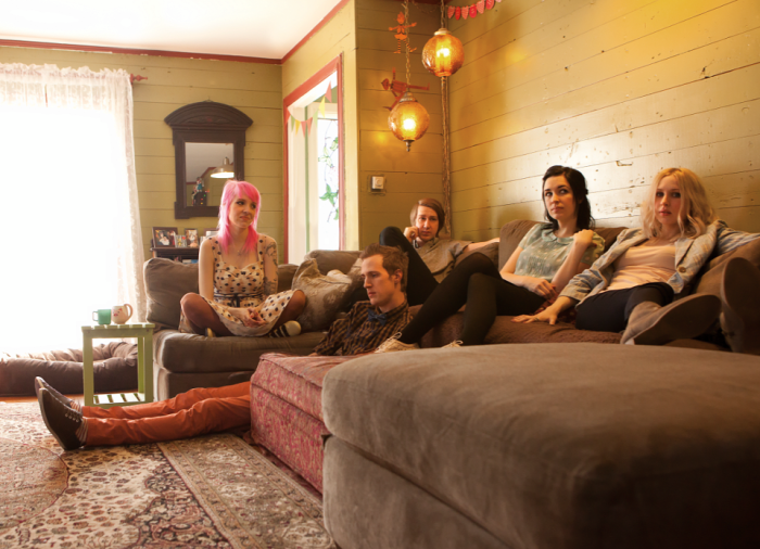 Listening:  Eisley  {Currents}
