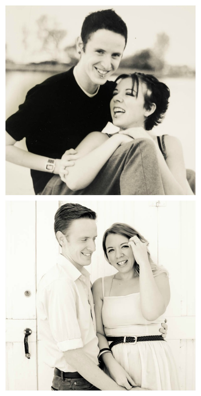 tristan and stephanie black and white 2001 2013 love
