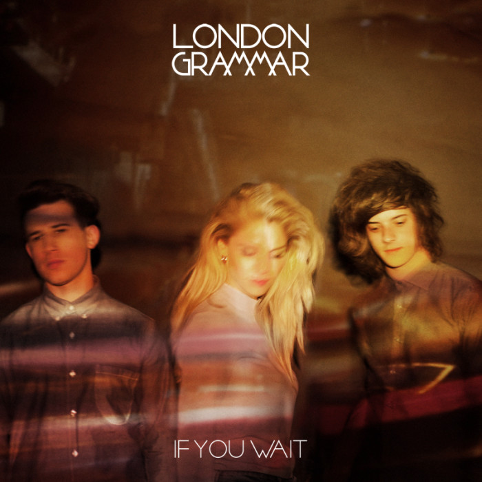 listening:  london grammar if you wait album cover maydae music indie pop