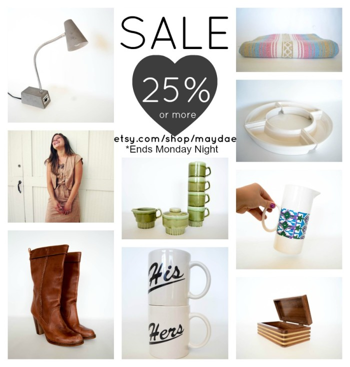 black friday cyber monday etsy sale maydae