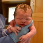 Baby Evangeline
