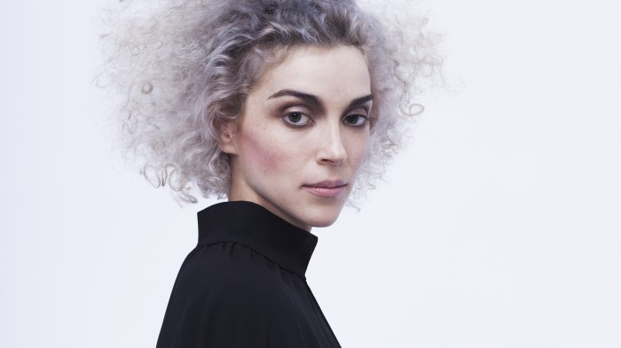 Listening:  St. Vincent {New Self-Titled Album}