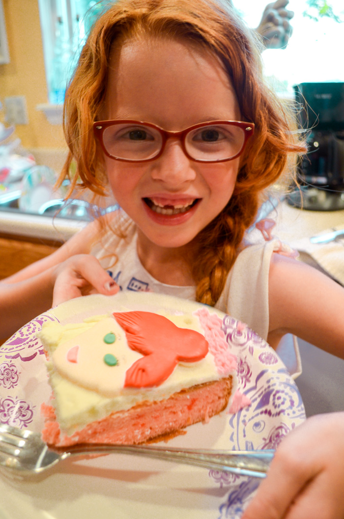 gemma birthday party ideas bright color paper flowers chocolate fountain 7 years old monster high ballerina cake red hair cute sweet design chocolate fondue