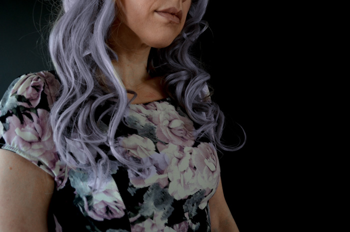 irresistible me hair extensions silver hair purple hair lavender hair how to dye tone wear hair extensions